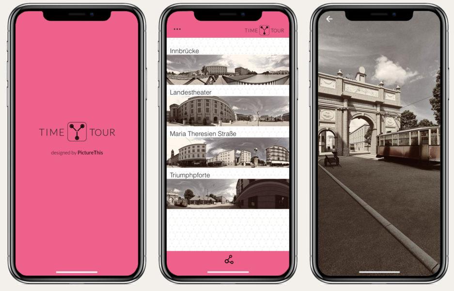 Die komplett neue Art des Sightseeings. Eine leicht bedienbare App für IOS und Android. Detailreiche 360° Bilder lassen Vergangenes auf beeindruckende Weise wieder lebendig werden. 3D Kino erleben.