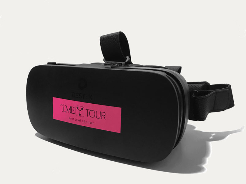 City tours in Innsbruck with VR glasses and AustriaGuide