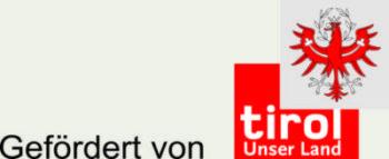 gefördert vom Land Tirol